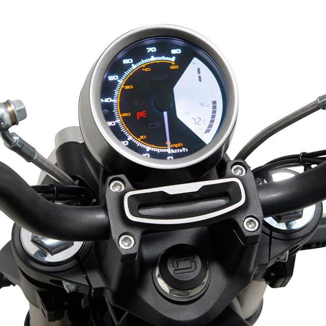 Compteur moto électrique super soco TC