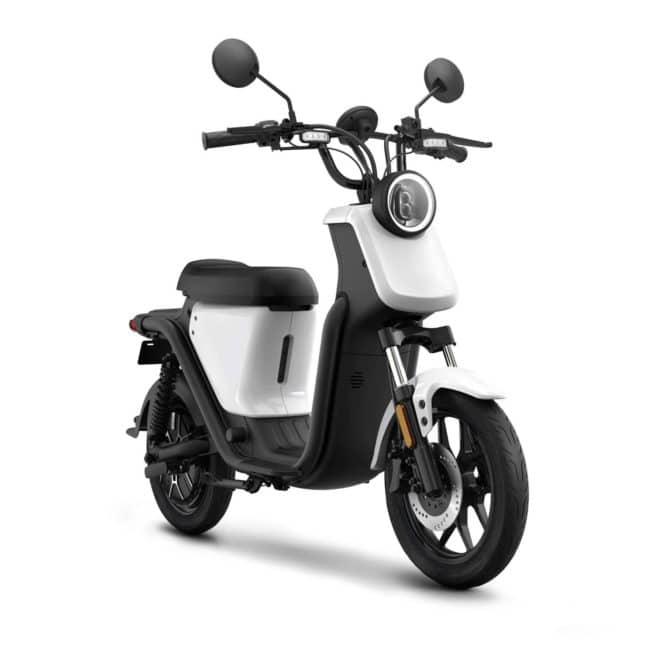 niu uqi sport scooter électrique batterie recharge à la maison