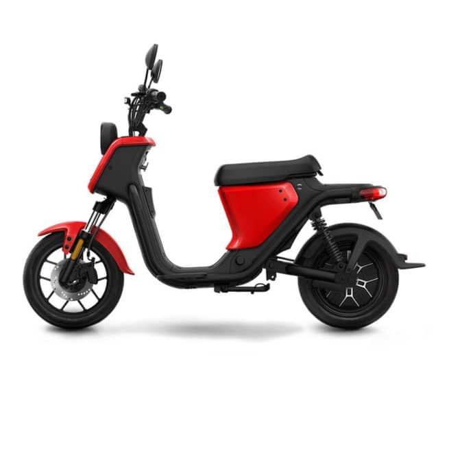 niu u uqi sport scooter léger euro 5