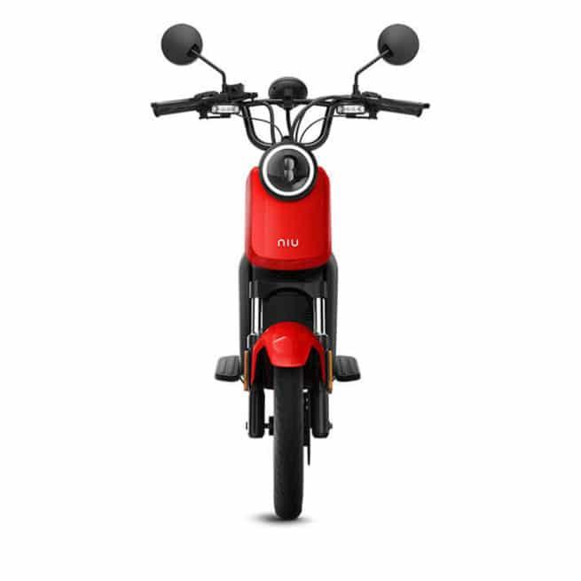 scooter électrique connecté application