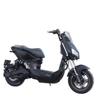 Yadea Z3 Noir Scooter Electrique Droite