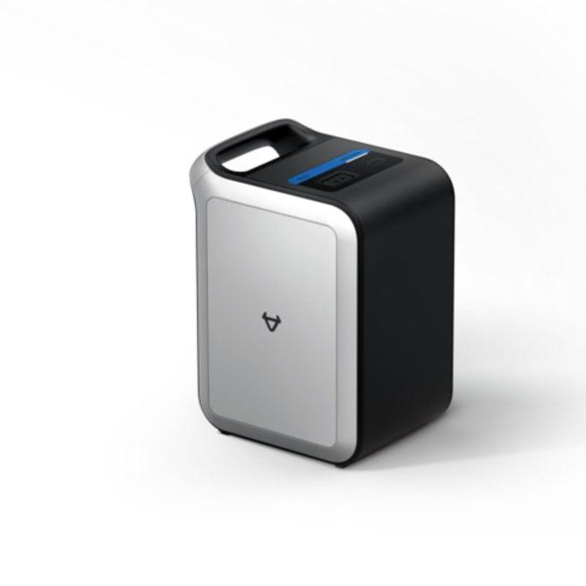 Scooter électrique Niu M1 batterie rechargeable lithium autonomie jusqu'à 80km