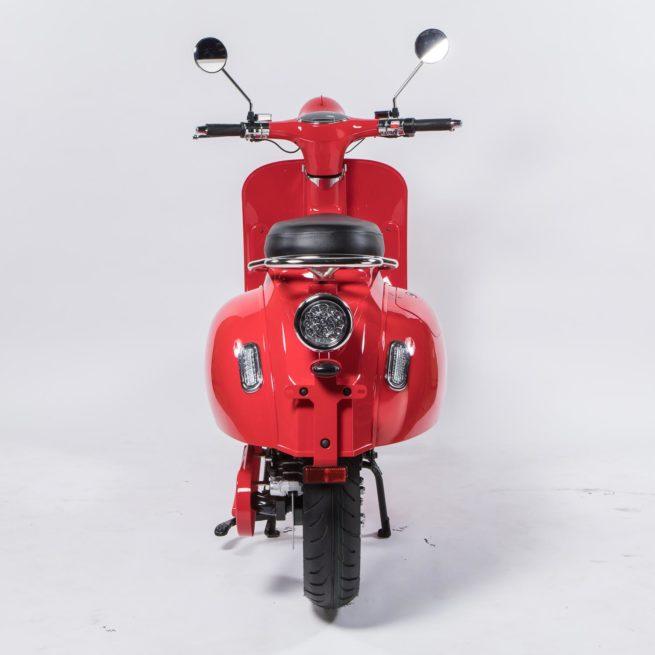 Scooter électrique Pink mobility Pink Style Rouge arrière