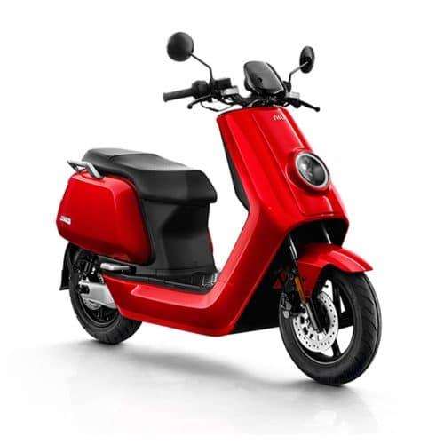Scooter électrique N1S Rouge