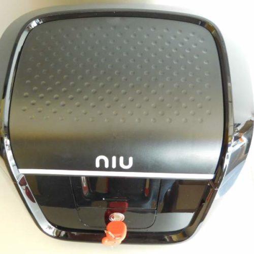 Top case pour NIU N1S Noir