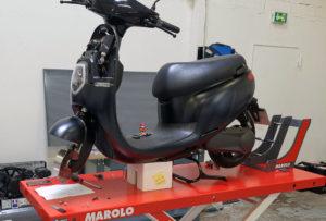 révision scooter électrique