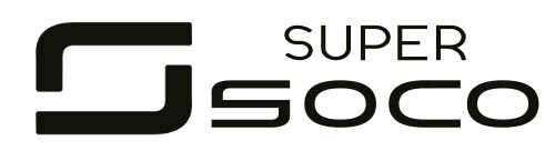 Logo Super Soco Moto Electrique