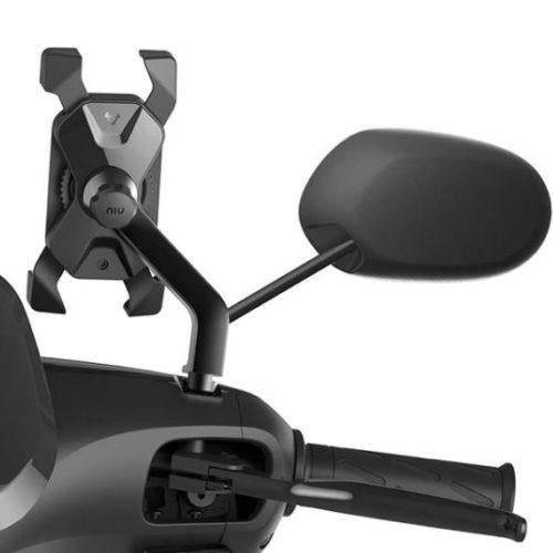 Support pour téléphone portable pour scooter NIU N1S et NIU M1 PRO