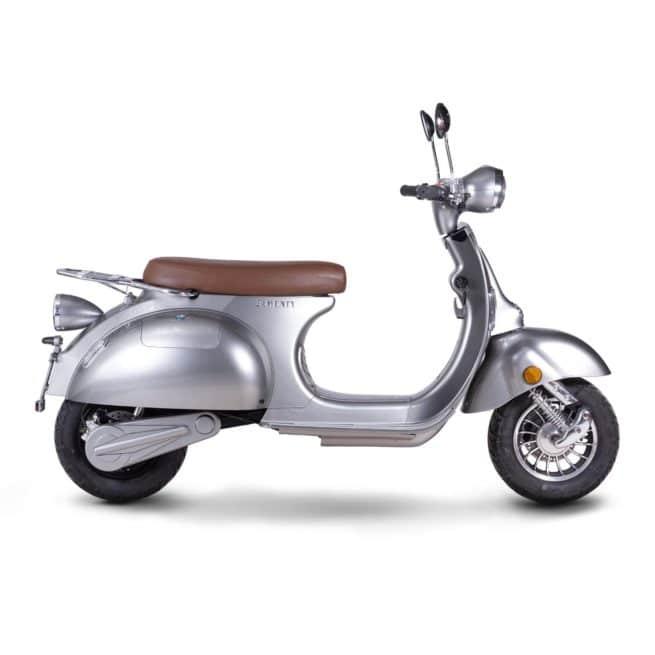2twenty roma scooter electrique silencieux