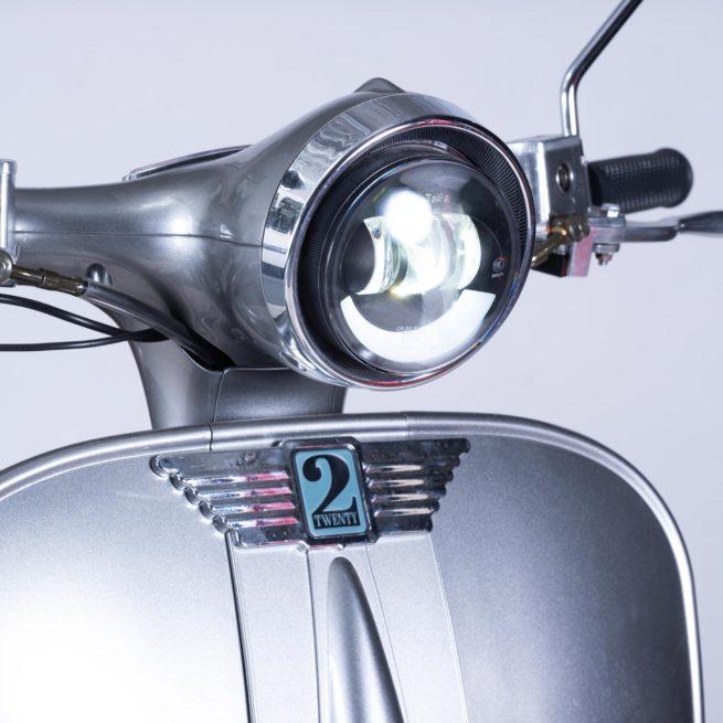 2twenty roma scooter electrique économique crit air 0 zéro vespa