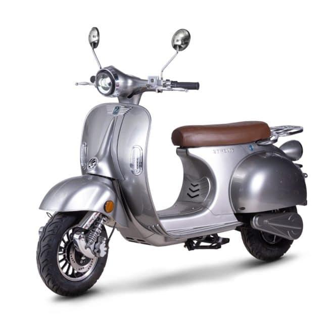 2twenty roma scooter electrique 50cc 50cm3 14 ans BSR permis AM vespa