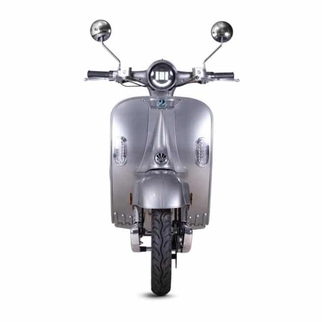 2twenty roma scooter electrique collège lycée fiable sécurisant italien