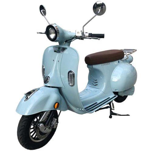 Vespa Electrique 2twenty Roma Bleu