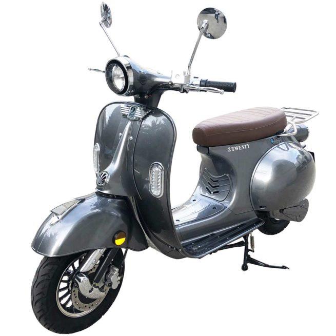 Vespa Electrique Scooter Electrique 2twenty Roma