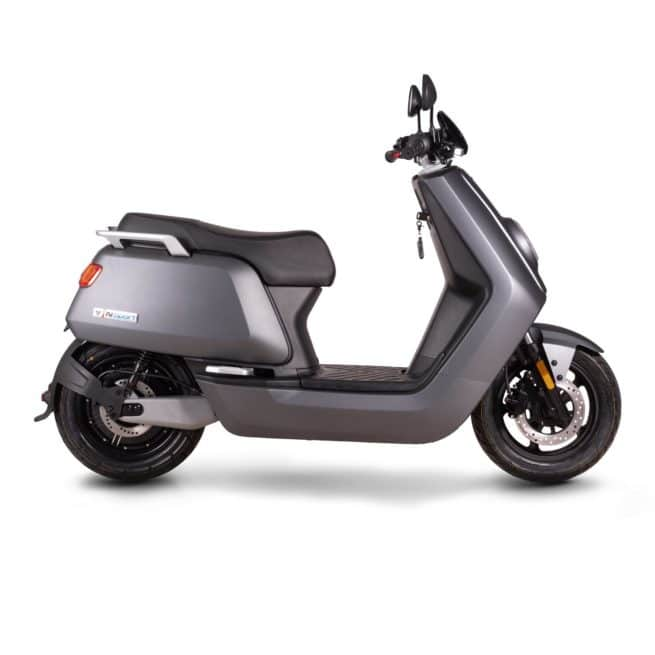 Niu NQI Sport N1S scooter electrique top case