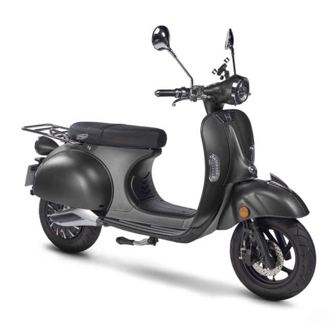 Pink Mobility Pink style scooter electrique économique crit air 0 zéro