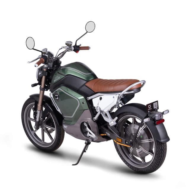 super soco tc moto electrique vintage ado adolescent jeune lycée