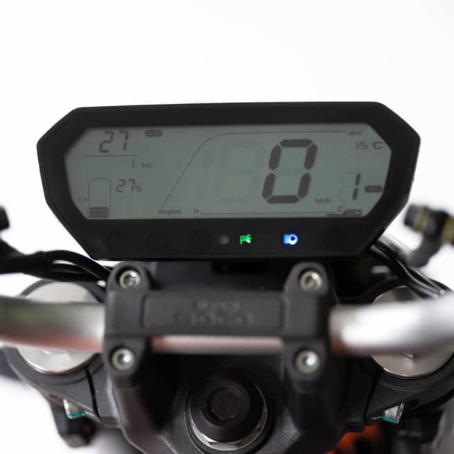 super soco ts moto electrique roadster sécurité