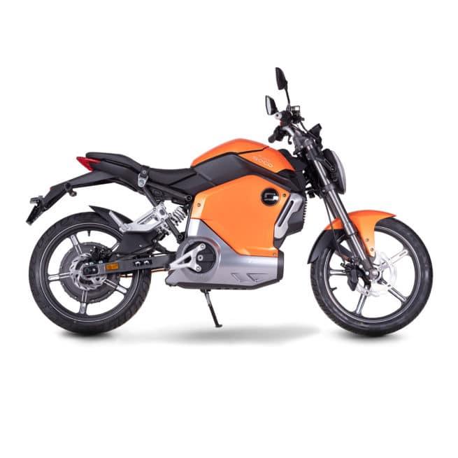 super soco ts moto electrique roadster économique crit air 0 zéro