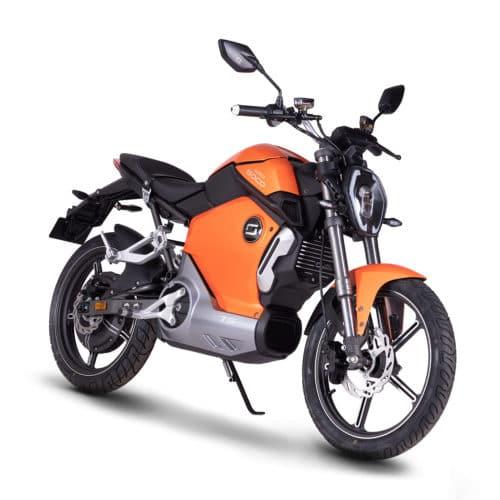 super soco ts moto electrique roadster débridable débrider mode piste