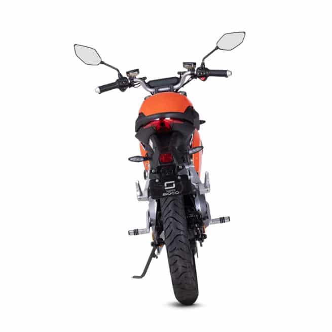 super soco ts moto electrique roadster ado
