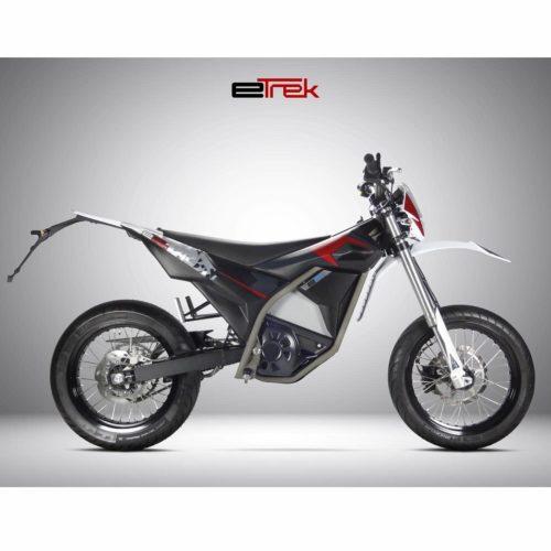 Moto électrique Electric Motion etrek9