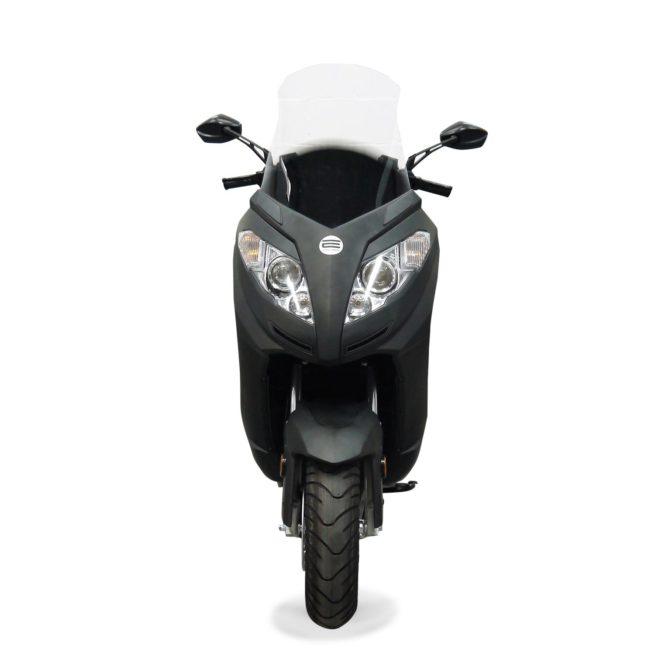 Scooter Electrique 125 Rider 9000W Gris Mat Avant
