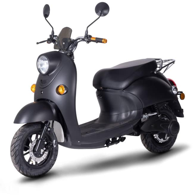 scooter électrique rider 1500W vintage