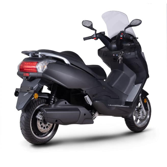 scooter électrique rider 9000W grand confort