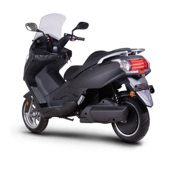 scooter électrique rider 9000W confortable securité