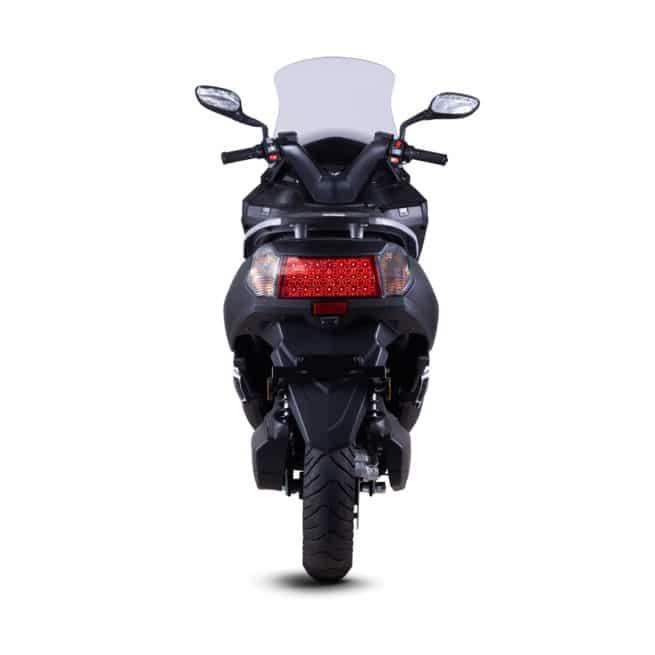scooter électrique rider 9000W grand tourisme