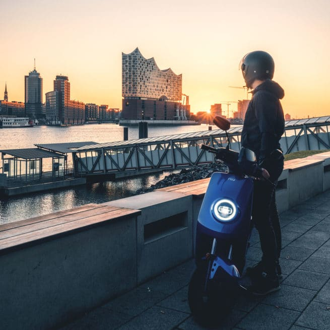 scooter euro 5 crit air vert