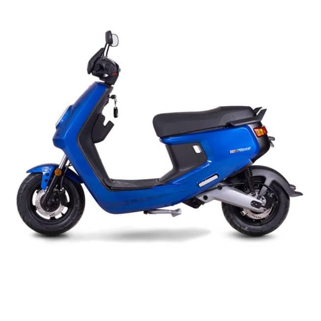 Niu MQI+ Mqi plus sport pro scooter electrique 120 km d'autonomie