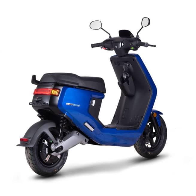 Niu MQI+ Mqi plus sport pro scooter electrique collège lycée