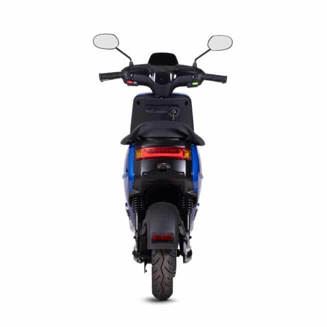 Niu MQI+ Mqi plus sport pro scooter electrique fonctionnalités connectées 4G application