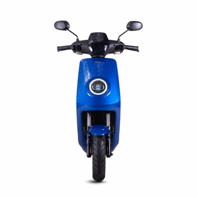 Niu MQI+ Mqi plus sport pro scooter electrique bonne accélération