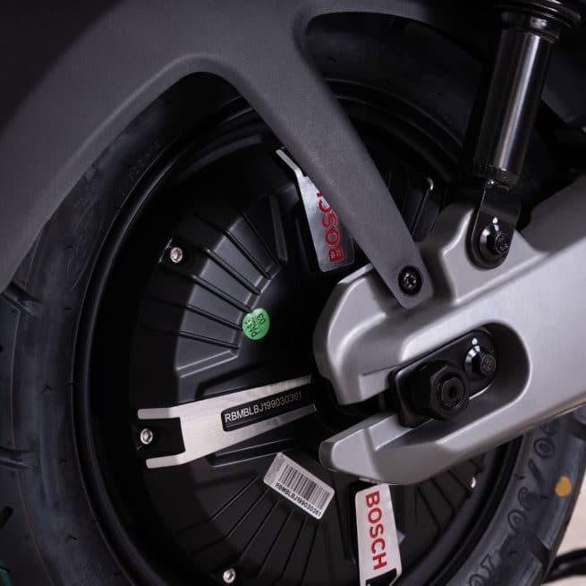 Niu MQI+ Mqi plus sport pro scooter electrique silencieux