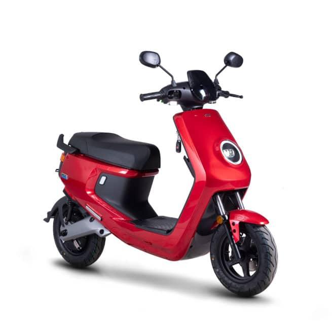 Niu MQI+ Mqi plus sport pro scooter electrique sécurité