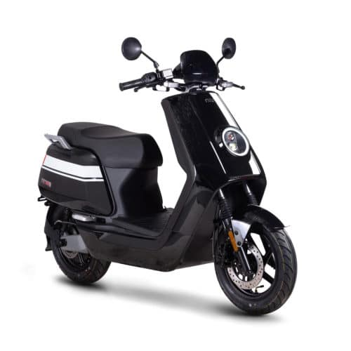 Niu NGT NQI GT scooter electrique lycée travail emploi fac