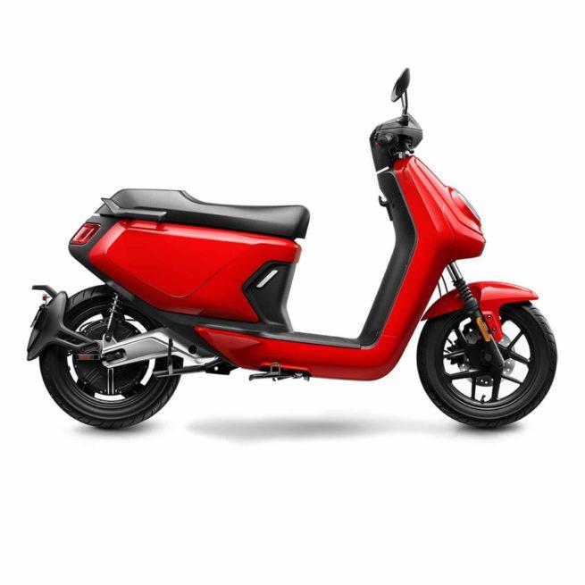 Tablier de protection Tucano R151X scooter électrique niu mqi gt