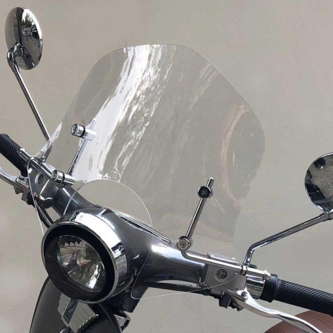 Pare Brise pour Scooter Electrique 2Twenty Roma