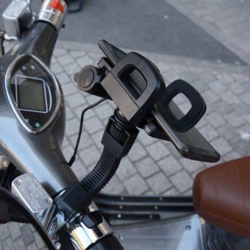 Support de Smartphone pour scooter electrique 2twenty Roma