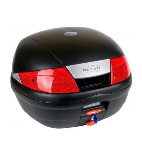 Top case scooter electrique 35 litres