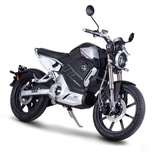super soco tc max moto electrique économique crit air 0 zéro