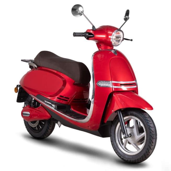 scooter électrique rider 5000W pratique en ville