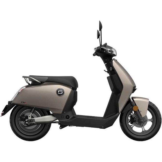 Scooter Electrique Super Soco CU-X Bronze