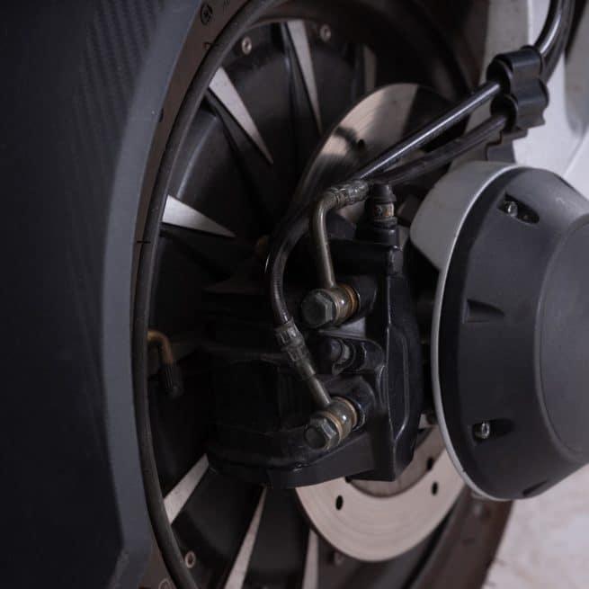 DOOHAN iTank scooter electrique 3 roues collège lycée fiable sécurisant italien
