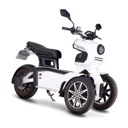 DOOHAN iTank scooter electrique 3 roues 125cc 125cm3 16 ans permis A1 permis B