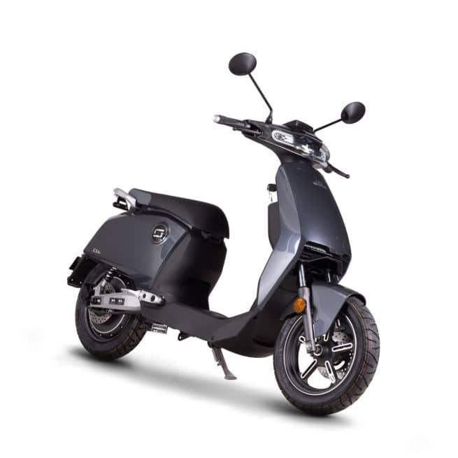 super soco cux CU-X scooter electrique frein à disque