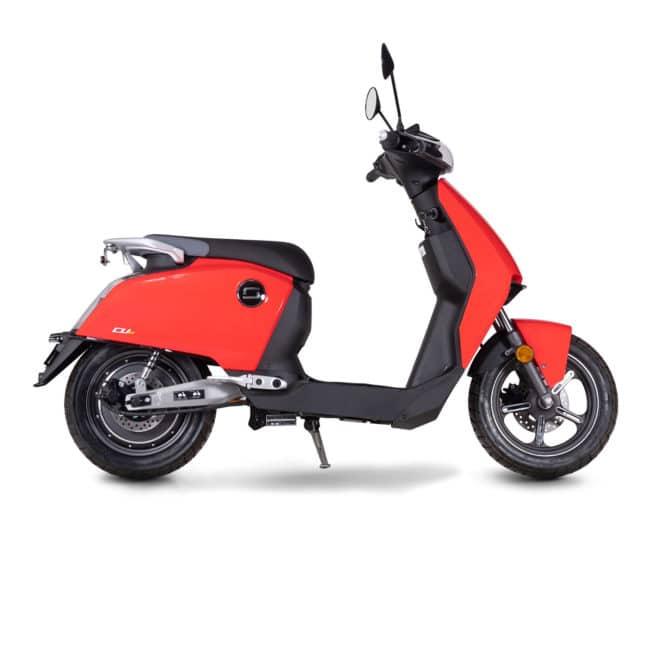 super soco cux CU-X scooter electrique écologique
